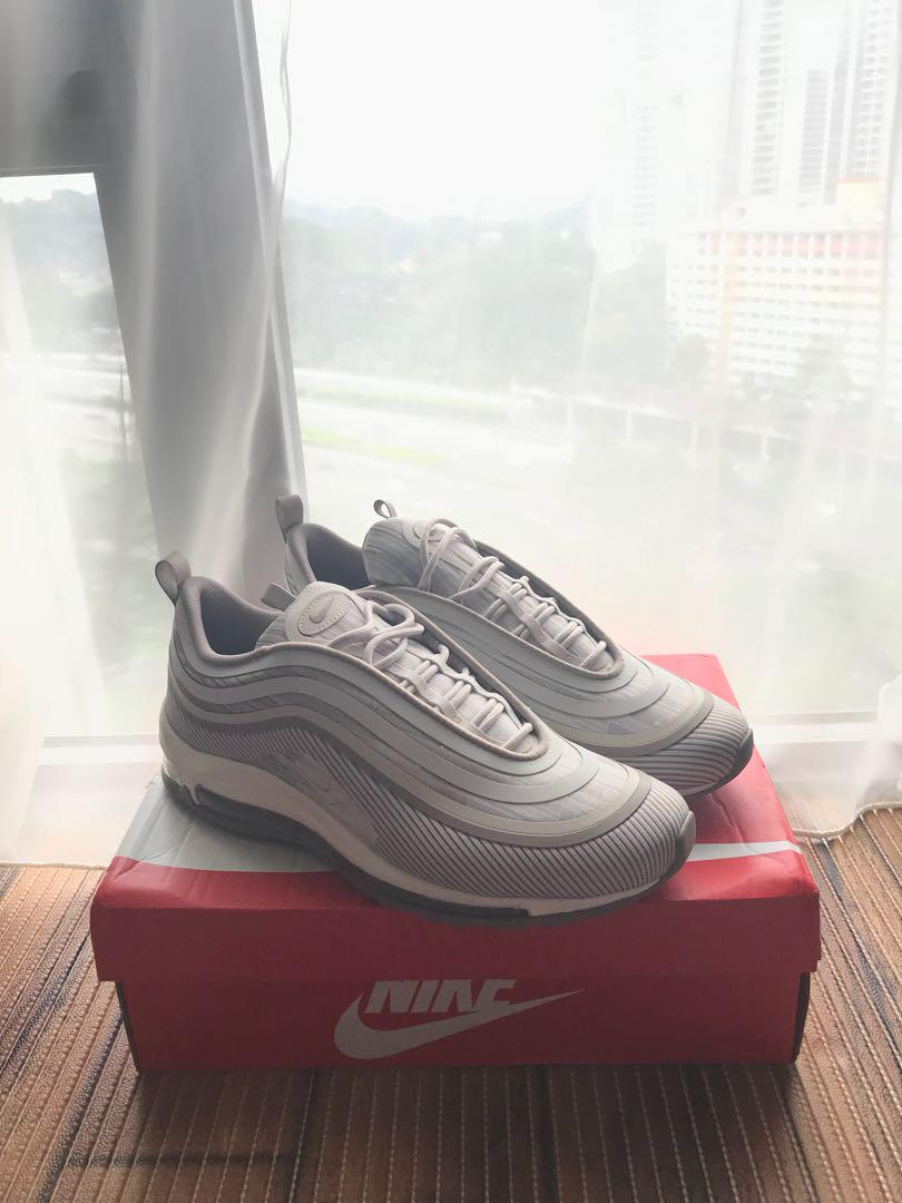 successor Shah Hardship  Nike Air Max 97 Ultra '17, Men's Fashion, Footwear, Sneakers on Carousell