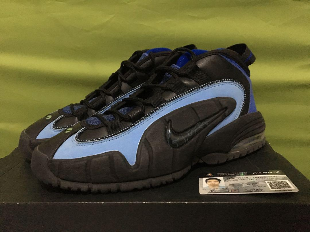 Nike Air Max Penny 1 Hoops Pack Hardaway not Jordan Kobe