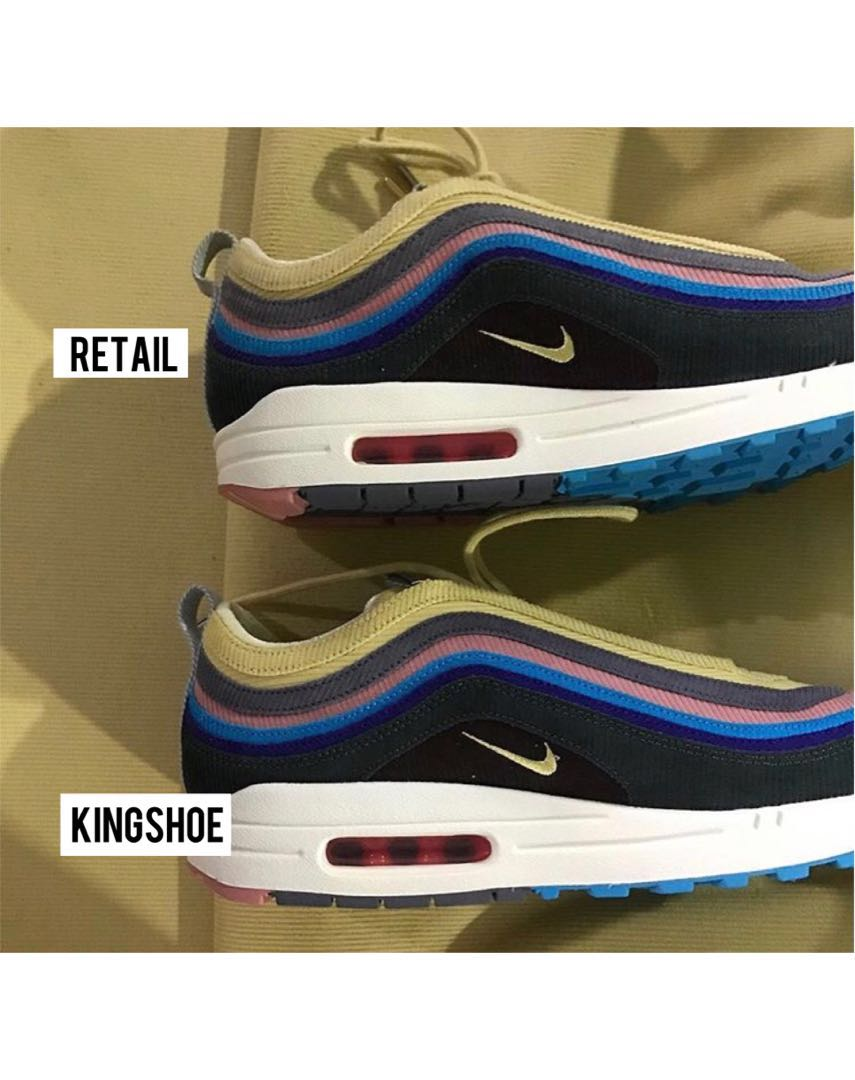 45d53a4d19 Nike Airmax 97/1, Men's Fashion, Footwear, Sneakers on Carousell