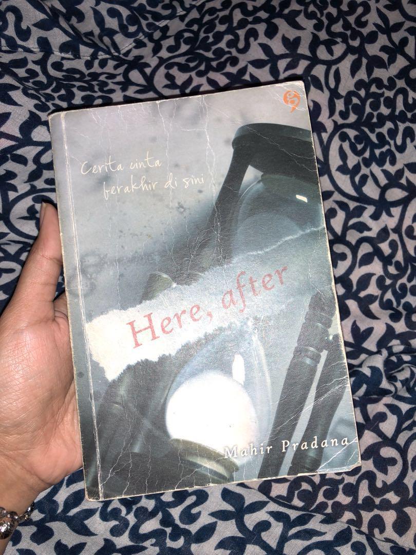 novel here after