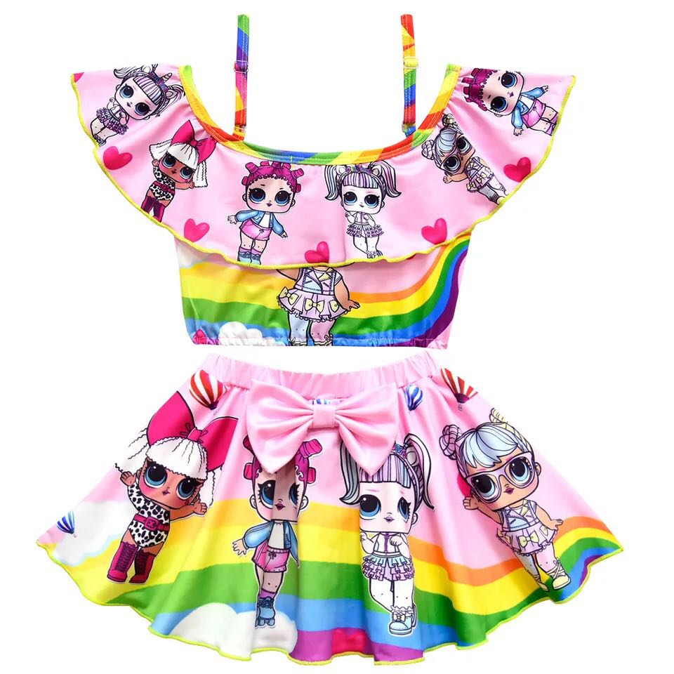 ce8b13217b879 PO LOL Surprise Doll Swimwear  Swim Suit