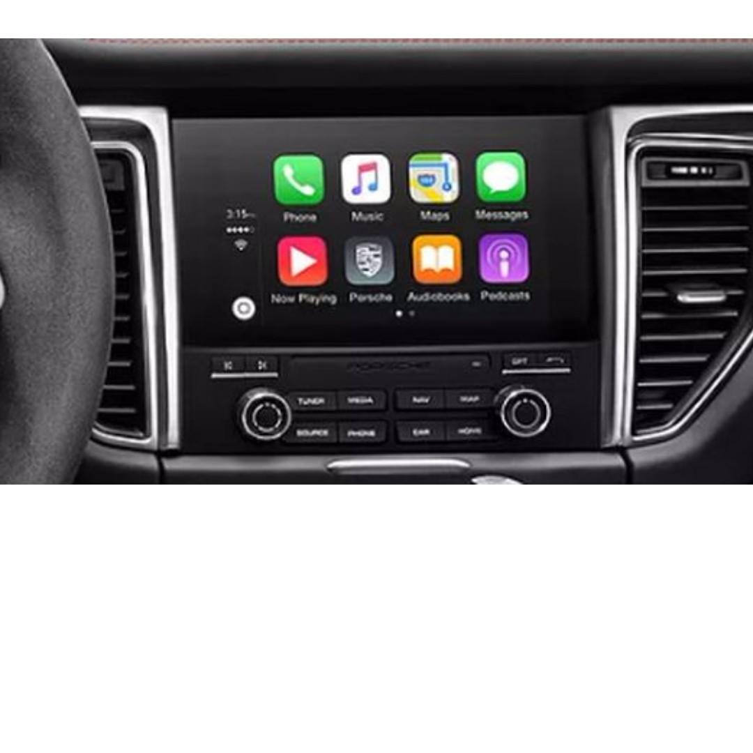 Porsche Pcm 3 1 Carplay Retrofit Car Accessories Accessories On