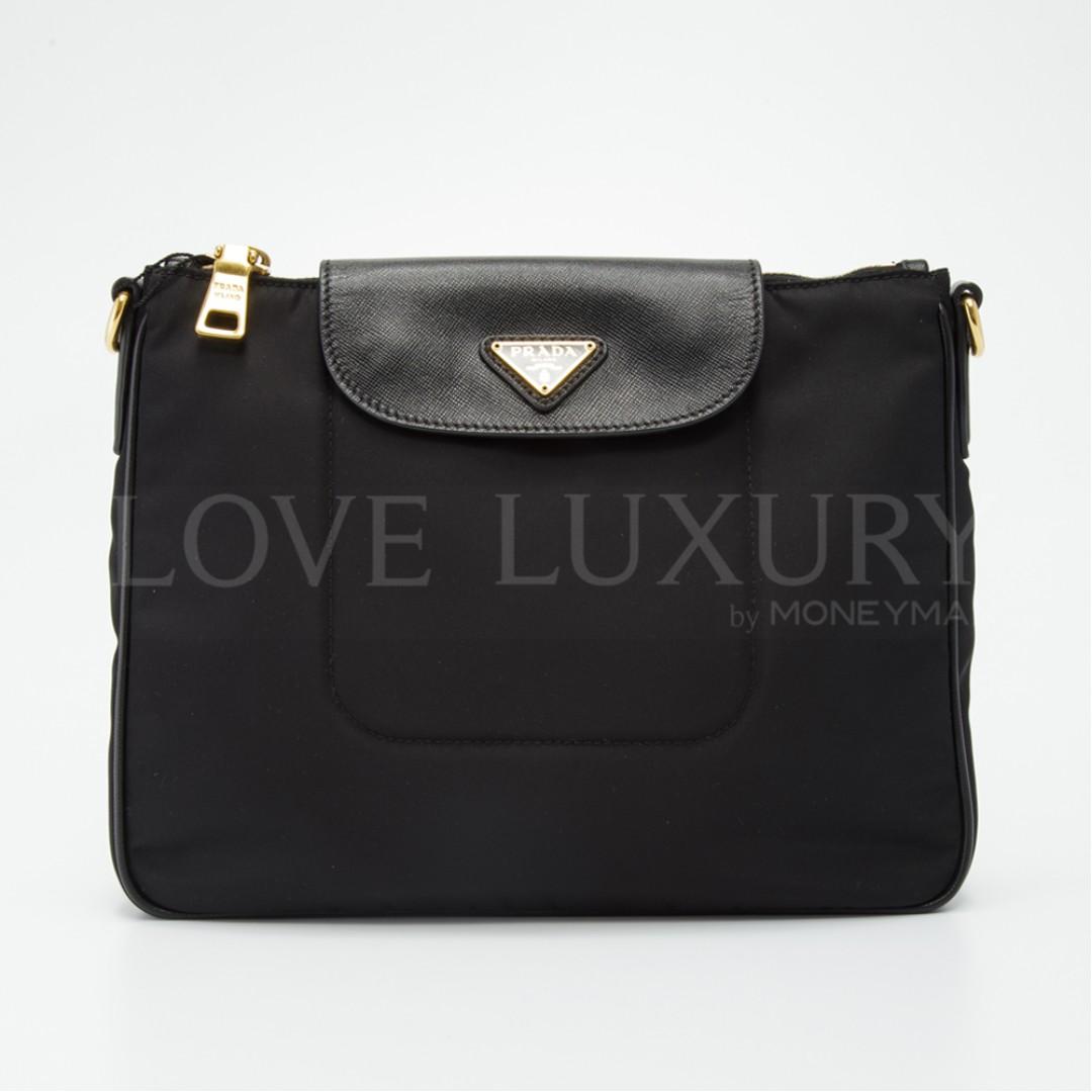 Preowned Prada, Tessuto Sling Bag - BT0933 (POB0006432), Luxury ... c81a8e910d