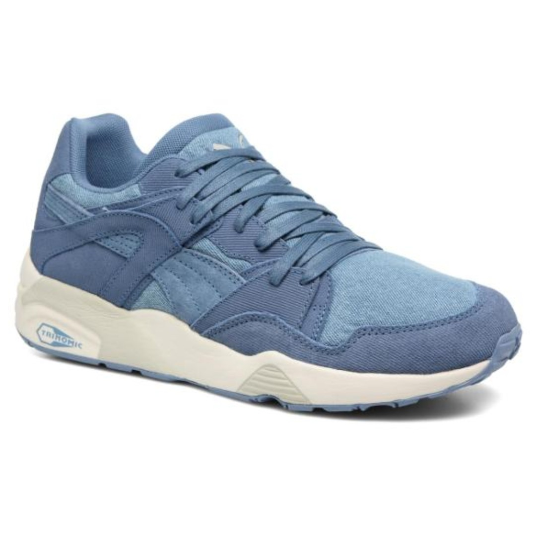design de qualité 6d2d2 23a38 Puma Trinomic Blaze Denim Sneaker