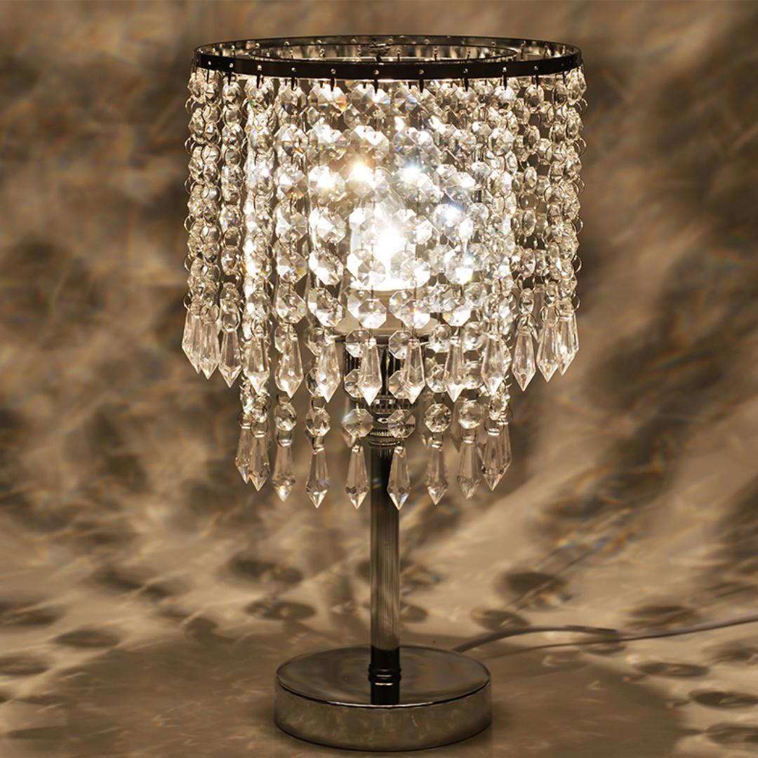 RENTAL: D156 CRYSTAL LAMP