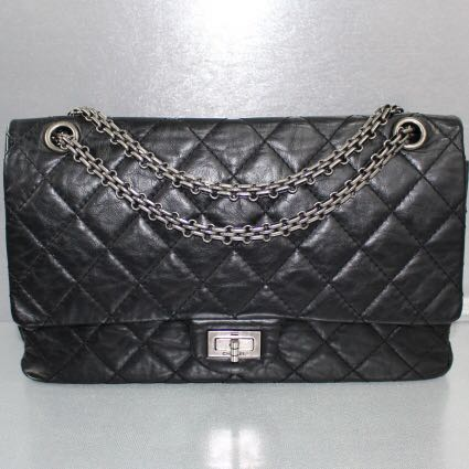 51e1f139dc73 SALES!! Chanel Black Reissue'226, Luxury, Bags & Wallets, Handbags ...