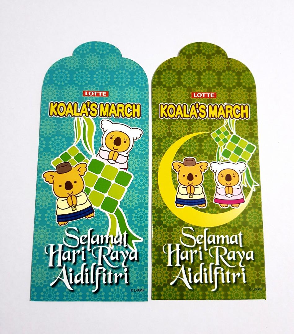 Sampul Duit Raya Lotte Design Craft Others On Carousell