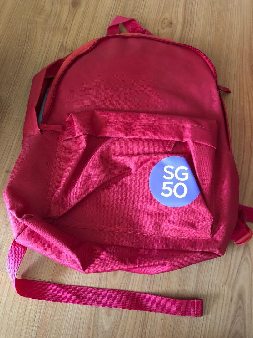 SG50 backpack