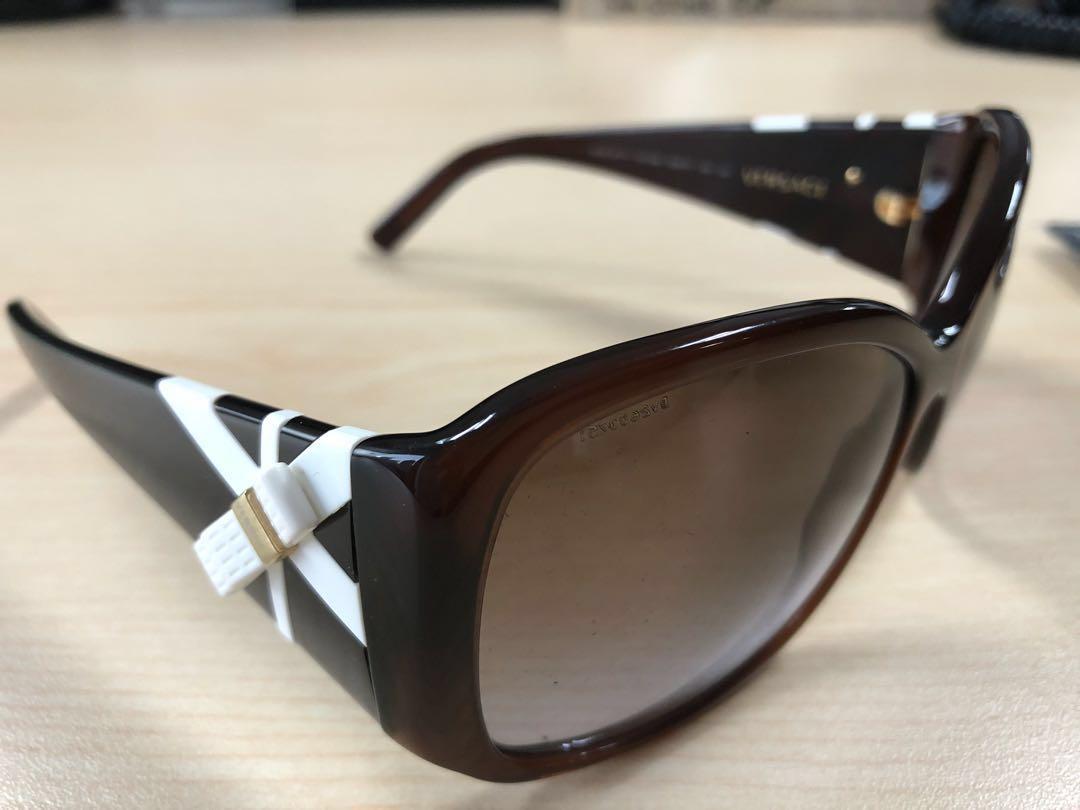 20b67260ef8 Versace Bow Sunglasses