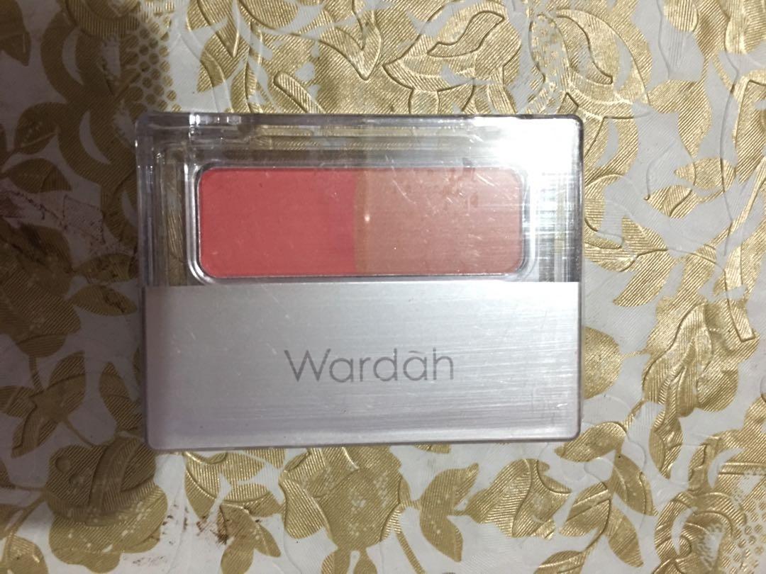 Wardah Blush On Seri C Kesehatan Kecantikan Rias Wajah Di Carousell