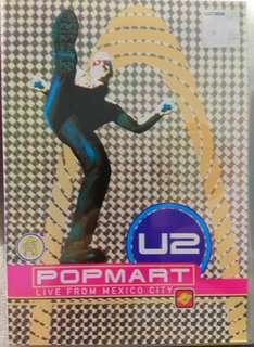 arthdvd U2 PopMart : Live from Mexico City DVD