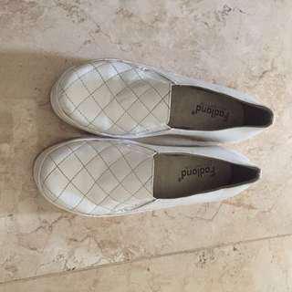 REPRICE!! Real Leather shoes sepatu kulit