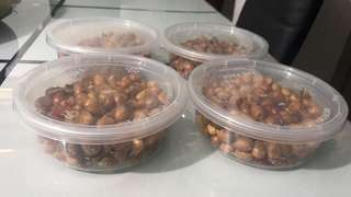Adobo & Spicy Peanuts