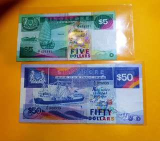 A1💥Ship series $5 & $50