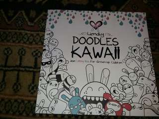 DOODLES KAWAII DRAWING BOOK