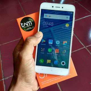 Xiaomi redmi 5a,2/16,kondisi mulus gress (second rasa baru) dual sim 4G standby + mmc