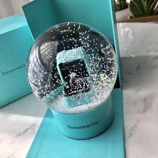 Tiffany 水晶球