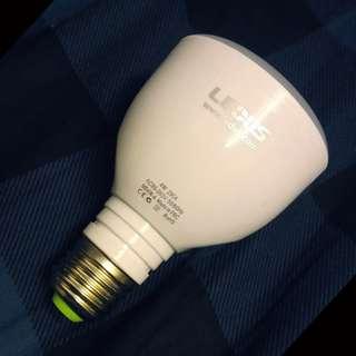 全新LEDUS>>>>LEDUS LED 燈膽<<<<可當手電筒用
