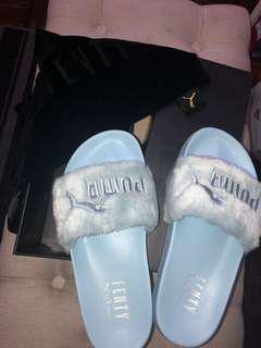 BRAND NEW PUMA FENTY SLIPPERS