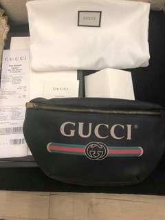 Gucci 腰包