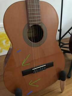 Raimundo 104B student guitar- reduced price!