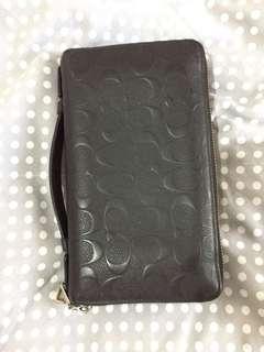 Tas tangan Unisex Coach Authentic