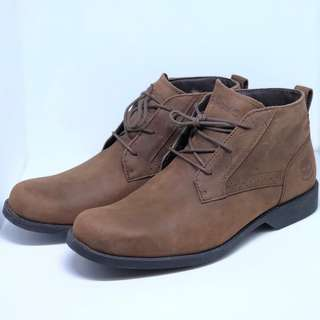Timberland Suede Boots Men Shoes Brown Original
