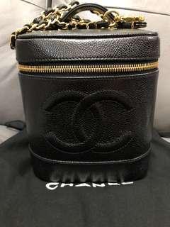 Chanel中古化妝袋