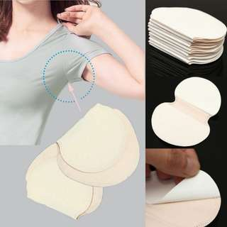 Underarm Sweat Guard Pad Armpit Sheet Liner Disposable