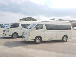 13 Seater Minibus Passenger Van Maxicab