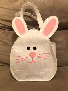 小白兔手挽袋