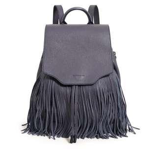 (Open for trades)Rabeanco Feifei Fringe/tassel Backpack