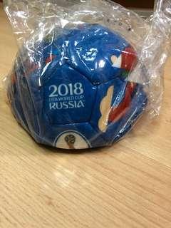 全新2018世界盃紀念版小型足球