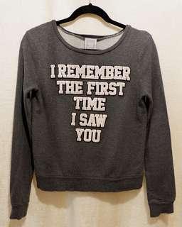 Mango Statement Sweater (XXS)