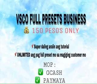 VSCO FULL PRESET TUTORIAL✅