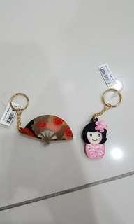 🚚 Japan Funky Keychain with mirror