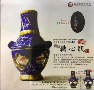 Revolving Vase 转心瓶 (Taiwan National Palace Museum)