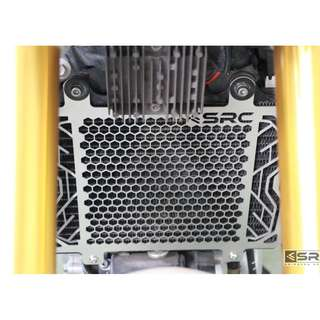 SRC BMW G310R Radiator Guard (Available in Black or Silver)