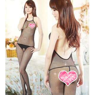 [End Stock Clearance] Fishnet Bodystocking QZ-1010