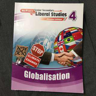 Globalisation New Focus in Senior Secondary Liberal Studies Module 4 2nd edition
