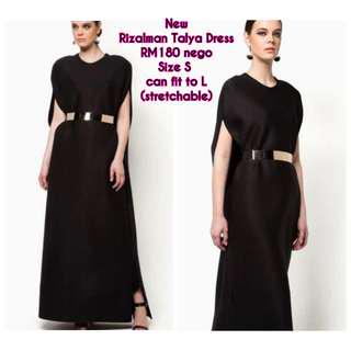 Rizalman Talya Dress