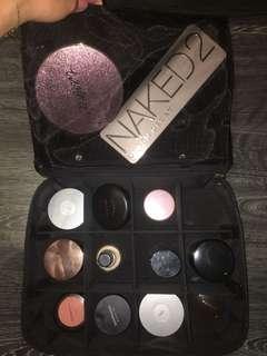 Dior makeup organizer