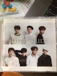 日版btob cD 90% new