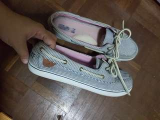 Sperry Topsider Malibu Stripes US 8