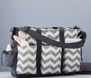 Skip Hop Duo Double Diaper Bag