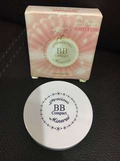 Etude House Precious Mineral BB Compact Sheer & Glowing Skin