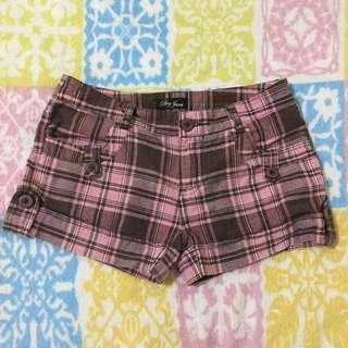 BNY Plaid Shorts