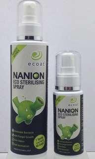 Ecoat Nanion Spray