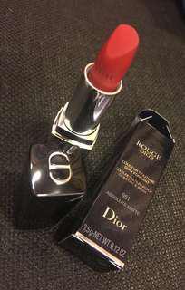 台灣沒有的色號 Dior 迪奧 Rouge Dior 藍星柔霧唇膏 色號951 Absolute Matte