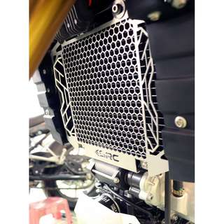 SRC BMW G310GS Radiator Guard (Available in Black or Silver)